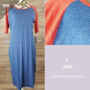 Julia dress/ Lularoe